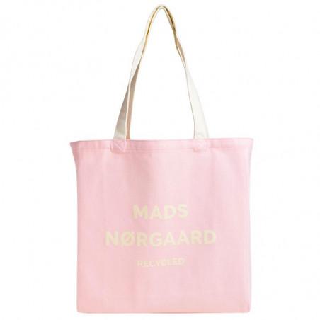 Mads Nørgaard Net, Athene Recycled, Light Pink Mads Nørgård taske - shopper