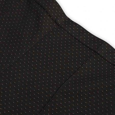 Mads Nørgaard Bukser, Pirla Recy Dot, Black/Beige Dot detalje Mads Nørgård dame