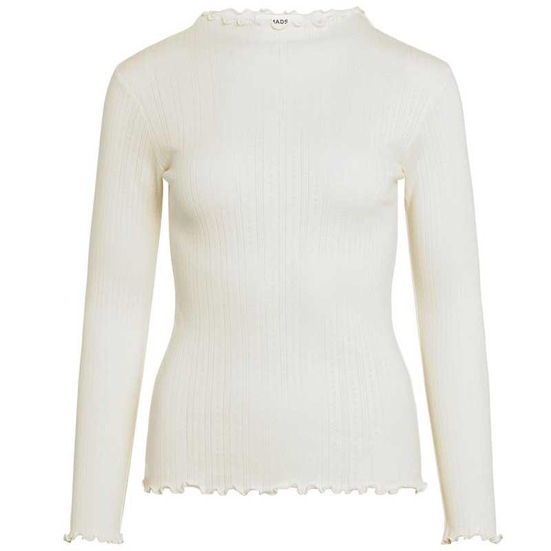 Mads Nørgaard Bluse, Pointella Trutte, Off White Mads Nørgård t-shirt dame