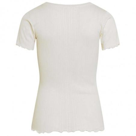 Mads Nørgaard T-shirt, Pointella Trixa, Off White Mads Nørgård t-shirt ryg