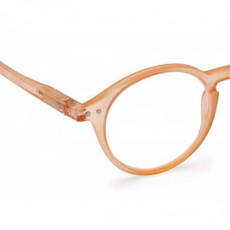 Izipizi Briller, D Reading, Stone Izipizi læsebriller detalje