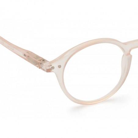 Izipizi Briller, D Reading, Rose Quartz Izipizi læsebriller unisex detalje