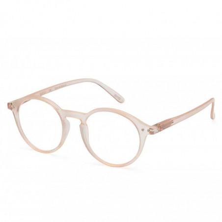 Izipizi Briller, D Reading, Rose Quartz Izipizi læsebriller unisex model