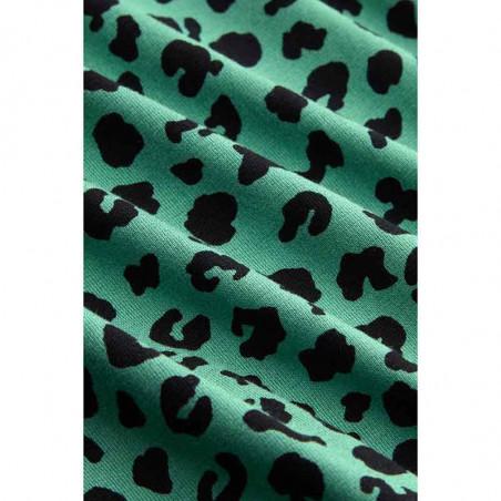 King Louie Bluse, Bobcat, Neptune Green King Louie tøj - jersey skjorte print