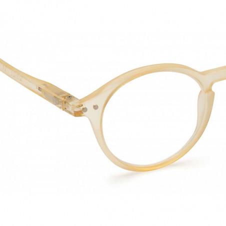 Izipizi Briller, D Reading, Fool's Gold Izipizi læsebriller detalje