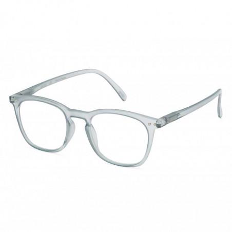 Izipizi Briller, E Reading, Frosted Blue izipizi læsebriller unisex læsebrille