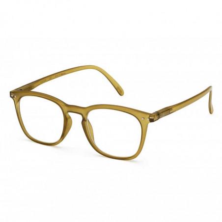 Izipizi Briller, E Reading, Bottle Green izipizi læsebriller unisex forårsnyhed