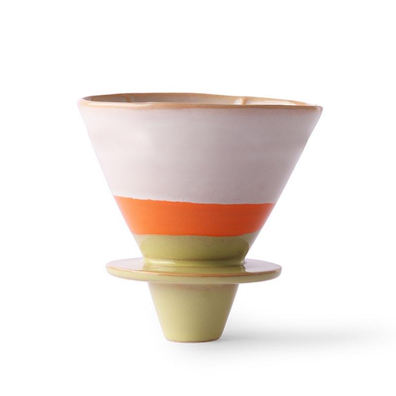 HK Living Kaffetragt, Ceramic 70's Coffee Filter, Saturn Hk Living forhandler København