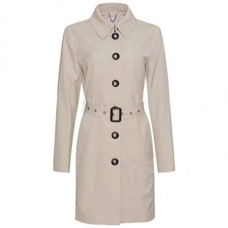 PBO Frakke, Liva Coat, Feather PBO trenchcoat