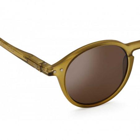 Izipizi Solbriller, D Sun, Bottle Green, Briller fra Izipizi, Izipizi forhandler københavn, grønne solbriller