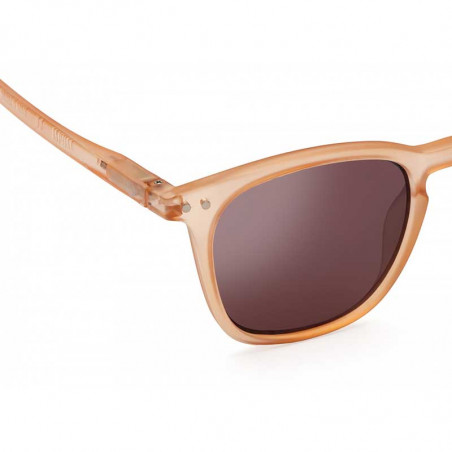 Izipizi Solbriller, E Sun, Sun Stone, briller fra Izipizi, Izipizi fohandler København, solbriller med firkantede glas