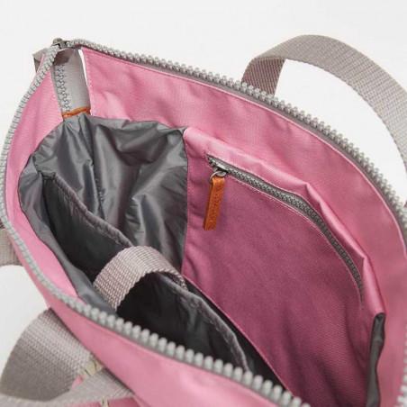 Roka Rygsæk, Bantry B Sustainable Medium, Antique Pink Roka London Bæredygtig rygsæk indretning