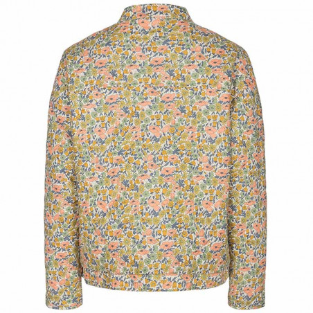 Nümph Jakke, Nufleur, Aquifer Numph quilt jakke - forårsjakke  vatteret jakke kort nûmph jakke ryg