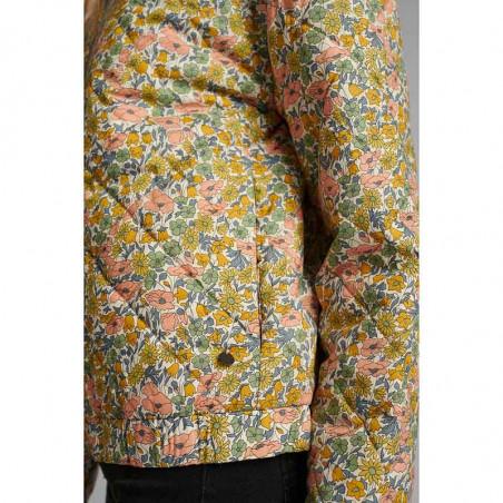 Nümph Jakke, Nufleur, Aquifer Numph quilt jakke - forårsjakke  vatteret jakke kort nûmph jakke lomme
