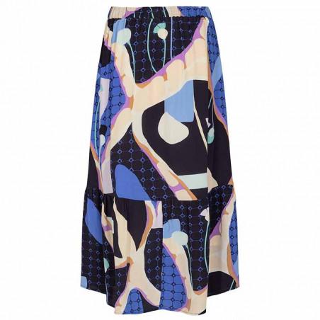 Nümph Nederdel, Nucasey, Dark Sapphire Numph nederdel ryg