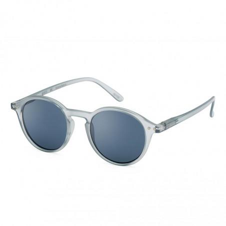 Izipizi Solbriller, D Sun, Frosted Blue izipizi briller Design briller til god pris