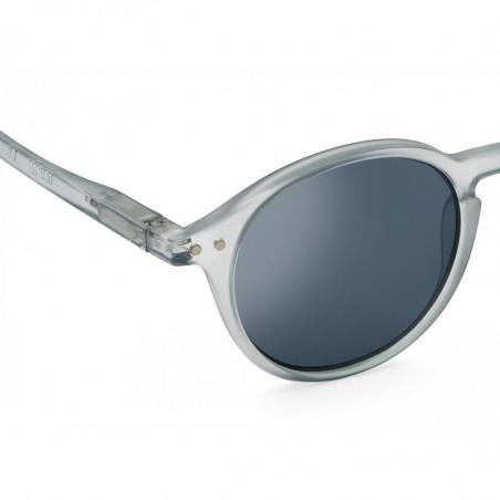 Izipizi Solbriller, D Sun, Frosted Blue izipizi briller Design briller detalje