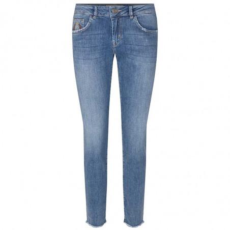 Mos Mosh Jeans, Sumner Premium Jeans, Blue Mosmosh forhandler København