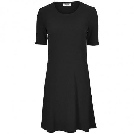 Modström Kjole, Chica, Black, sommerkjole, sort kjole