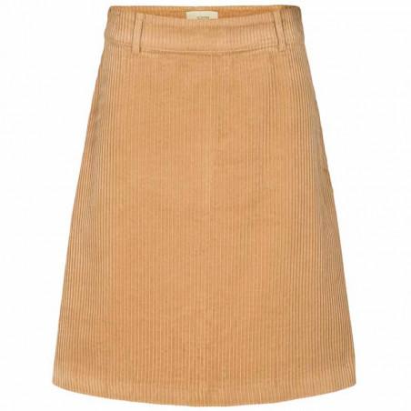 Nümph Nederdel, Numeghan Calah, Tannin Numph nederdel i fløjl.