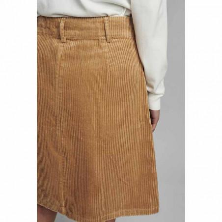 Nümph Nederdel, Numeghan Calah, Tannin Numph nederdel i fløjl detalje