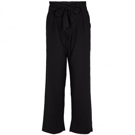 Basic Apparel Bukser, Tove Pant, Black