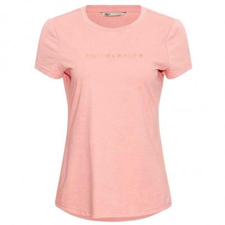 PBO T-shirt, Philosopher, Rosa PBO tøj til kvinder