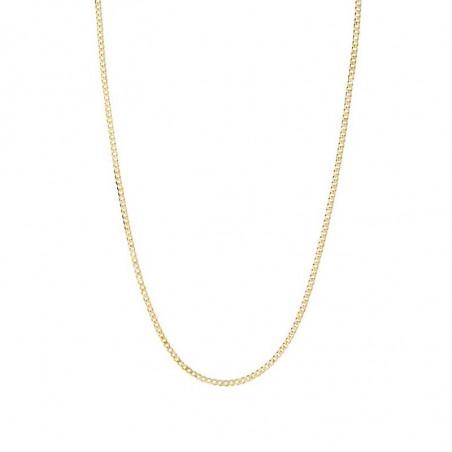 Maria Black Halskæde, Saffi necklace 43 cm, Guld