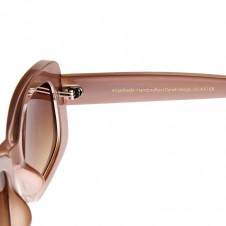 A Kjærbede Solbriller, Salo, Light Grey detalje