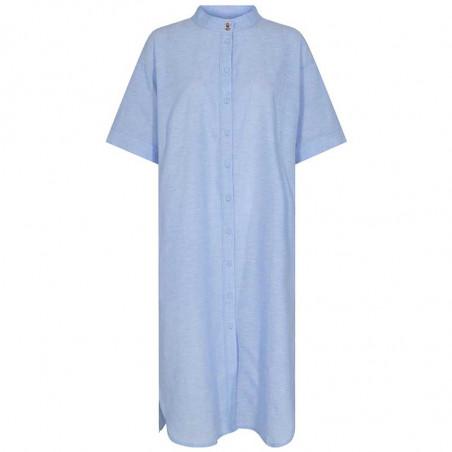 Nümph Kjole, Nuboheme, Airy Blue, sommerkjoler, hverdagskjoler, numph tøj, numph kjole nuboheme