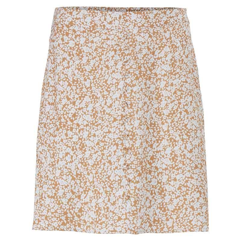 Modström Nederdel, Isa, Bluebell Kort nederdel, nederdel med print