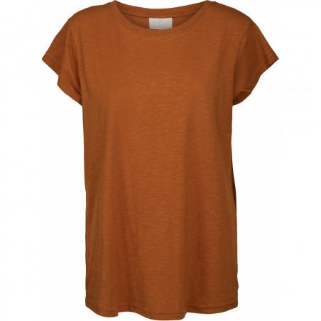 Minus T-shirt, Leti, Burned Hazel, kortærmede T-shirt
