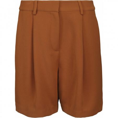 Minus Shorts, Silka, Burned Hazel, forside