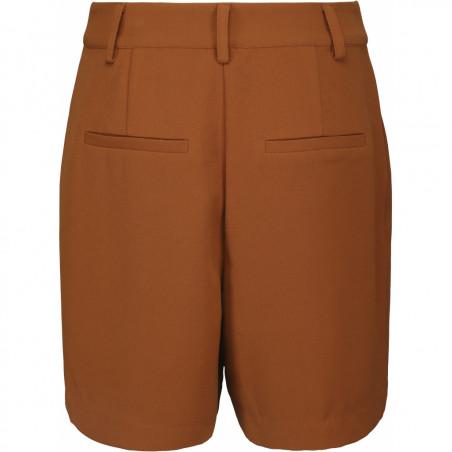 Minus Shorts, Silka, Burned Hazel, bagside