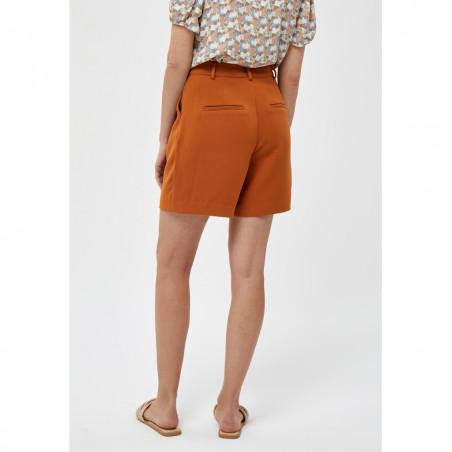 Minus Shorts, Silka, Burned Hazel, bagfra