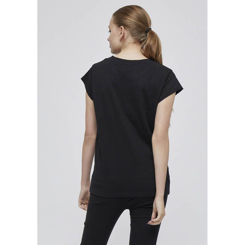 Minus T-shirt, Leti, Black