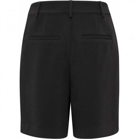 Minus Shorts, Silka, Black, bagside