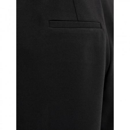 Minus Shorts, Silka, Black, pyntelomme