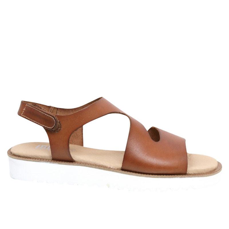 LBDK Sandaler, Sandal Asymmetrisk, Vaq cuero