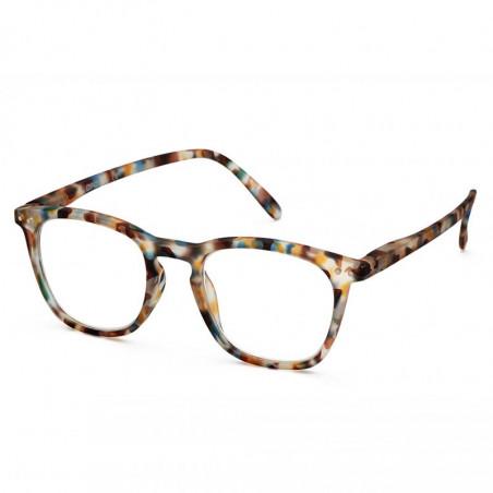 Izipizi Briller, E Reading, Blue Tortoise - unisex læsebriller multi farvet stel