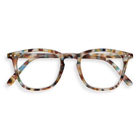 Izipizi Briller, E Reading, Blue Tortoise - unisex læsebriller