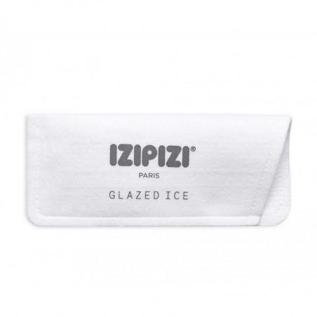 Izipizi Briller, C Reading, Bottle Green Læsebriller med styrke filtetui