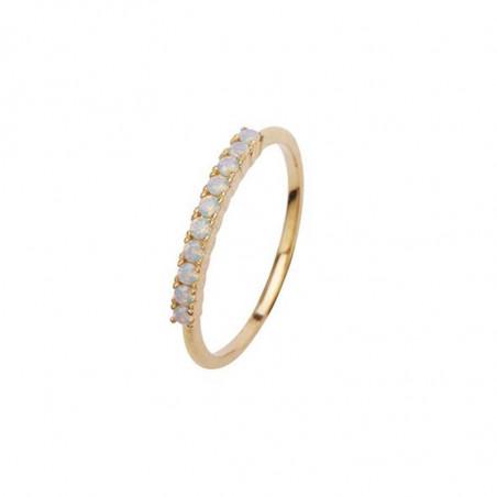 Pico Ring, Finley Crystal, Mint Pico Copenhagen smykker