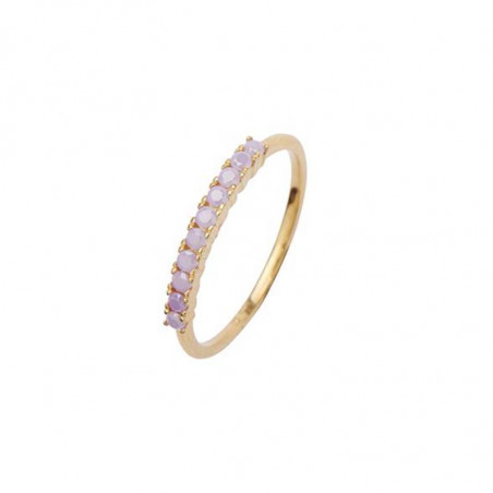 Pico Ring, Finley Crystal, Lavender Pico Copenhagen smykker