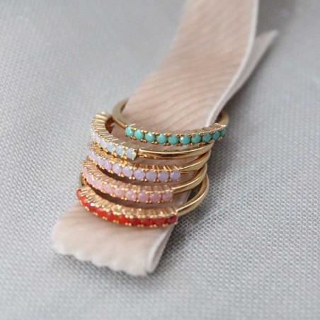 Pico Ring, Finley Crystal Ringe Pico Copenhagen smykker