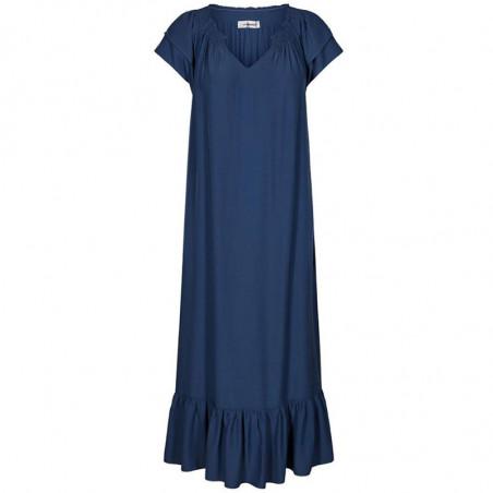 Co'Couture Kjole, Sunrise Dress, Sky Blue, sommerkjole, festkjole, hverdagskjole