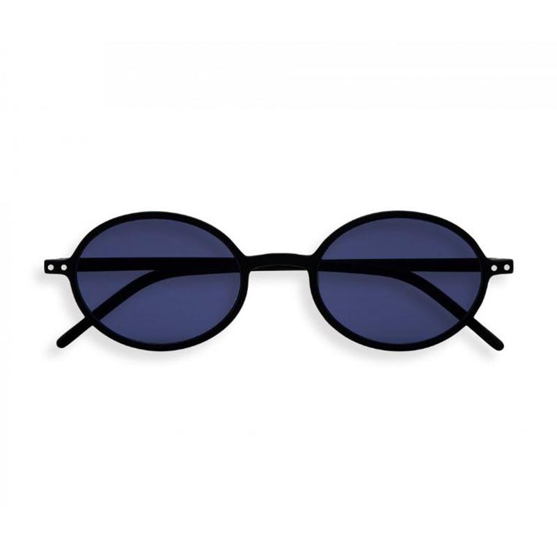 Izipizi Solbriller, Slim Sun, Black, solbriller med UV beskyttelse