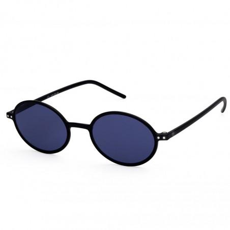 Izipizi Solbriller, Slim Sun, Black, solbriller med UV beskyttelse, retro