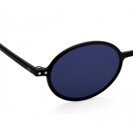 Izipizi Solbriller, Slim Sun, Black, solbriller med UV beskyttelse - detalje