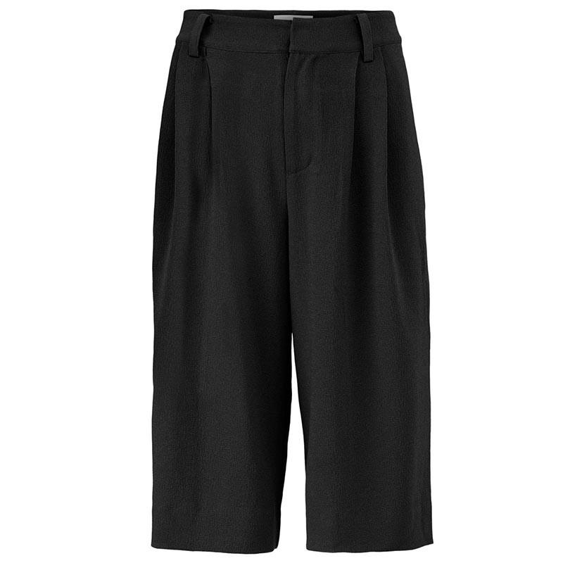 Modström Shorts, Janus , Black, sorte shorts